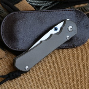 Chris-Reeve-Large-Sebenza-25-Titanium-Handle-D2-steel-blade-Folding-Pocket-hunting-Knife-camp-Tactical